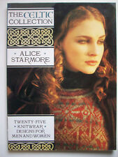 Celtic Collection knitting patterns sweaters Alice Starmore 25 designs
