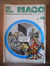 IL MAGO n°15 1973 Copertina di Jacovitti - Asterix   [P47] Buono