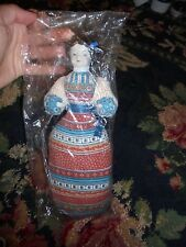 NOS Avon American Heritage pincushion or sachet doll antique reproduction cute