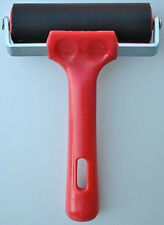 Hard Rubber Brayer New and Sealed in Plastic STURDY Ships from the US