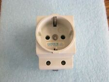Lutze Model: ST3/S 800 572  Plug Receptacle.