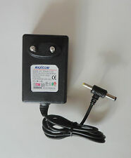 Power Adaptor  9 Volt 1 Amp Charger AC INPUT 90-270V DC 9 V 1A MULTI PIN SMPS