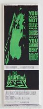 The Haunting FRIDGE MAGNET (1.5 x 4.5 inches) insert movie poster