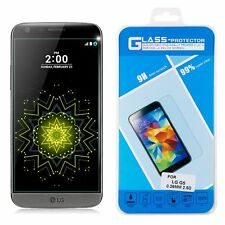 HD Premium Real Screen Protector Guard Tempered Glass Protective Film For LG G5