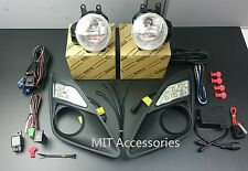 MIT TOYOTA CAMRY 2012-2014 L LE LED DRL Daytime running lights+factory fog lamps