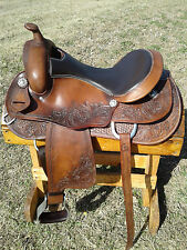 "16"" Western Reining Trail Saddle - Reiner"