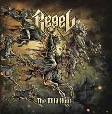 REBEL - The Wild Hunt (NEW*LIM.500*SPA 80's HEAVY METAL*JUDAS PRIEST*IRON MAIDEN