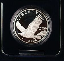 2008 Bald Eagle Commemorative Silver Proof  $1 Coin  Original Mint Packaging