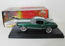 JOYRIDE STUDIOS The Fast And The Furious 1:18 1967 Ford Mustang Diecast Model