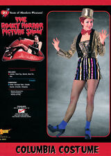 Rocky Horror Picture Show Columbia Costume