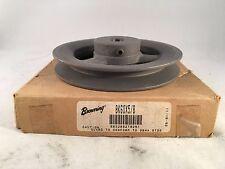 Browning BK60X5/8 Single V-Belt Pulley Sheave NIB!