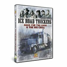 ICE ROAD TRUCKERS SEASON 1 - Dash for the Cash & The Big Chill - Days 15-19