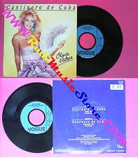 LP 45 7'' OLIVIA VALERE Cantinero de cuba 1988 france VOGUE 102245 no cd mc dvd