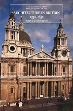 The Yale University Press Pelican History of Art: Architecture in Britain