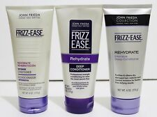 JOHN FRIEDA Frizz Ease REHYDRATE Intensive Deep Conditioner 6 oz