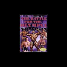 BATTLE FOR THE OLYMPIA 2002 DVD Bodybuilding Mr Olympia Ronnie Coleman Wi ns!