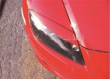 Headlight Eyelids Eyebrows Covers for 2004-2008 Mazda RX8 RX-8 2005 2006 2007