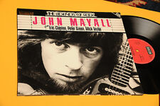 JOHN MAYALL (ERIC CLAPTON..)2LP LEGEND OF ROCK ORIG GERMANY MINT UNPLAYED GATEF