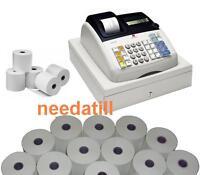 TILL ROLLS - Olivetti ECR 7100 ECR7100 ECR-7100 Cash Register Ollivetti Oliveti