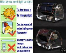 "MS 4"" Mendocino Motor Solar  Levitating educational model (Video Show) KM07"
