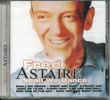 Best Of Fred Astaire CD Shall We Dance New & Sealed
