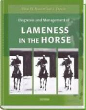 Diagnosis and Management of Lameness in the Horse by Mike W. Ross, Michael W....