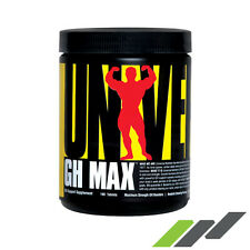 UNIVERSAL NUTRITION GH MAX 180 TABS - MAXIMUM STRENGTH GH SUPPORT SUPPLEMENT