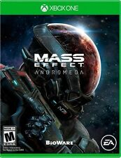 Xbox One 1 Mass Effect Andromeda NEW Sealed REGION FREE USA Game ***release 3/21