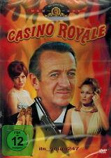 Casino Royale [1967] | Peter Sellers & David Niven | DVD NEU