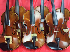 10  Piece Antique Violin 4/4 Size Dominant Violin Strings , Wittner Tailpiece