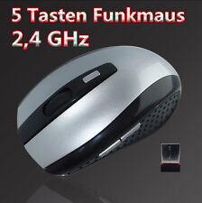 Wireless Kabellos Optische USB Funkmaus Notebook PC Office Computer Maus Mouse