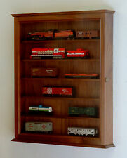 Train Display Case Wall Cabinet-HO Scale *Made in the USA*