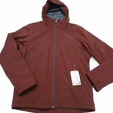 $299 North Face Men's  Thermoball Triclimate Jacket Medium Sequoia Red NEW