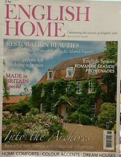 The English Home Restorations Beauties Archives May/June 2014 FREE SHIPPING