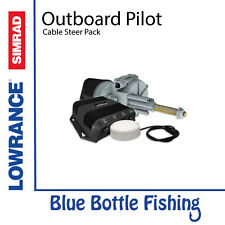 SIMRAD LOWRANCE Outboard AutoPilot Cable Steer Pack