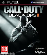 Call of Duty Black Ops 2 II PS3 Sony Playstation 3 Brand New Sealed