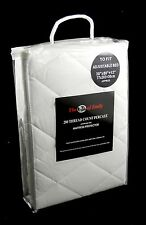 "Luxury Quilted Mattress Protector Electric / Adjustable Bed - Size 2'6"" x 6'6"""