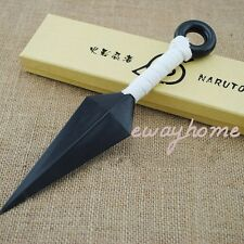 NEW Anime Naruto Plastic Ninja Weapons Kunai Cosplay Costume Accessory Toy