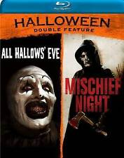 Halloween Double Feature All Hallows' Eve, Mischief Night [Blu-ray]