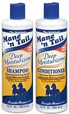 Mane 'n Tail Deep Moisturizing Shampoo and Conditioner ***UK SELLER***