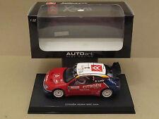 AUTOart 13521 Citroen XSARA WRC 4WD w/Lights 04 Rallye Monte Carlo 1:32 Slot Car