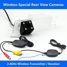 A855 WIRELESS CAR REAR VIEW CAMERA BACKUP CAMERA FOR BUICK REGAL EXCELLE XT