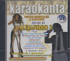Alejandro Fernandez Pistas Musicales & Karaoke New Nuevo