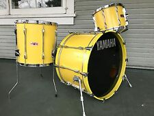 Vintage Yamaha 9000 Recording Custom Drum Set