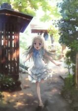 ANO HANA - MENMA HONMA Laminated A3 Poster - Anime Manga