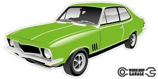 Holden LJ Torana GTR XU-1 2Door - Green