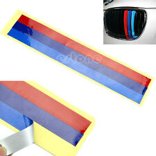 Colour Grille Grill Vinyl Strip Sticker Decal For BMW M3 M5 E36 E46 E60 E90 E92