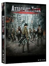 Attack on Titan Movie: Part 2  - NEW DVD--FREE UPGRADE TO 1ST CLASS SHIPPING