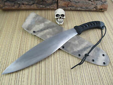 Wally Hayes Master Smith Custom Hand Forged Japanese Monster Barong W2 Blade