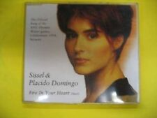 Sissel Fire in your heart-Official song of the XVII Olympic Winter G.. [Maxi-CD]